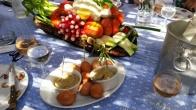 St. Tropez lunch