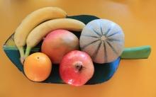 Tropisk fruktfat